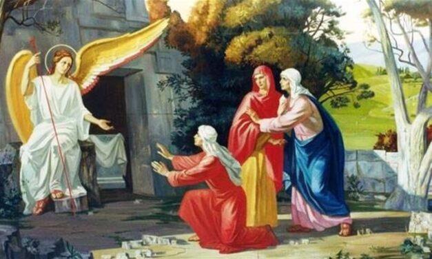 Проповідь від 16 травня 2021 р. Неділя мироносиць