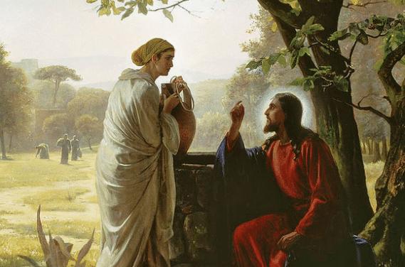 Проповідь від 30 травня 2021 р. про самарянку