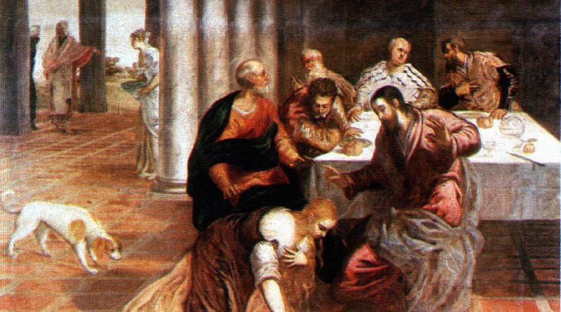Проповідь про фарисея