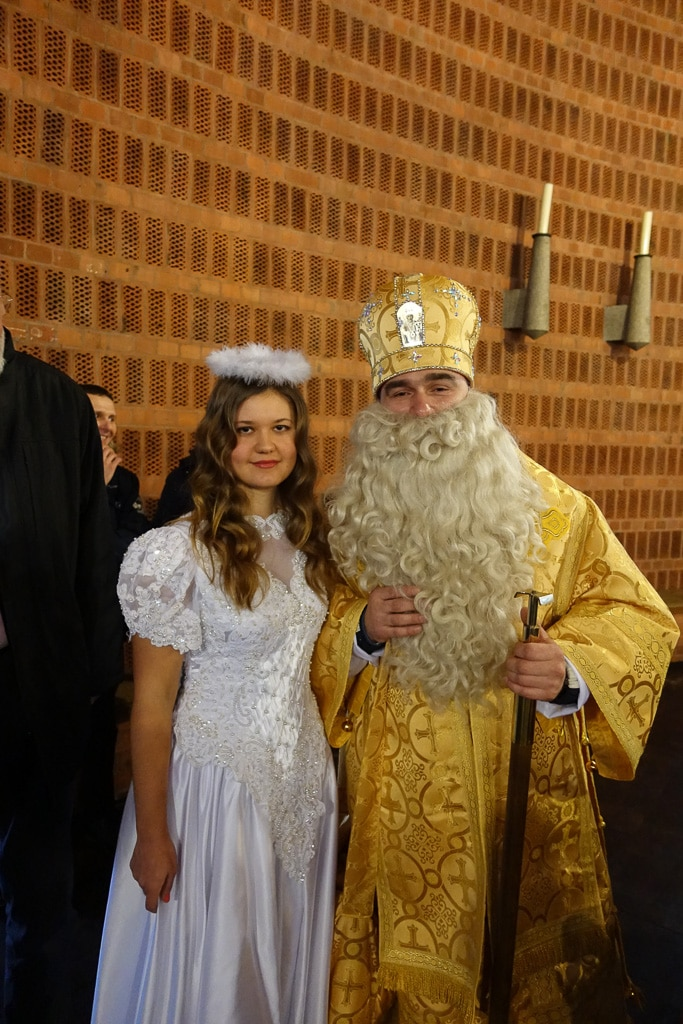 Запрошуємо на Свято Миколая