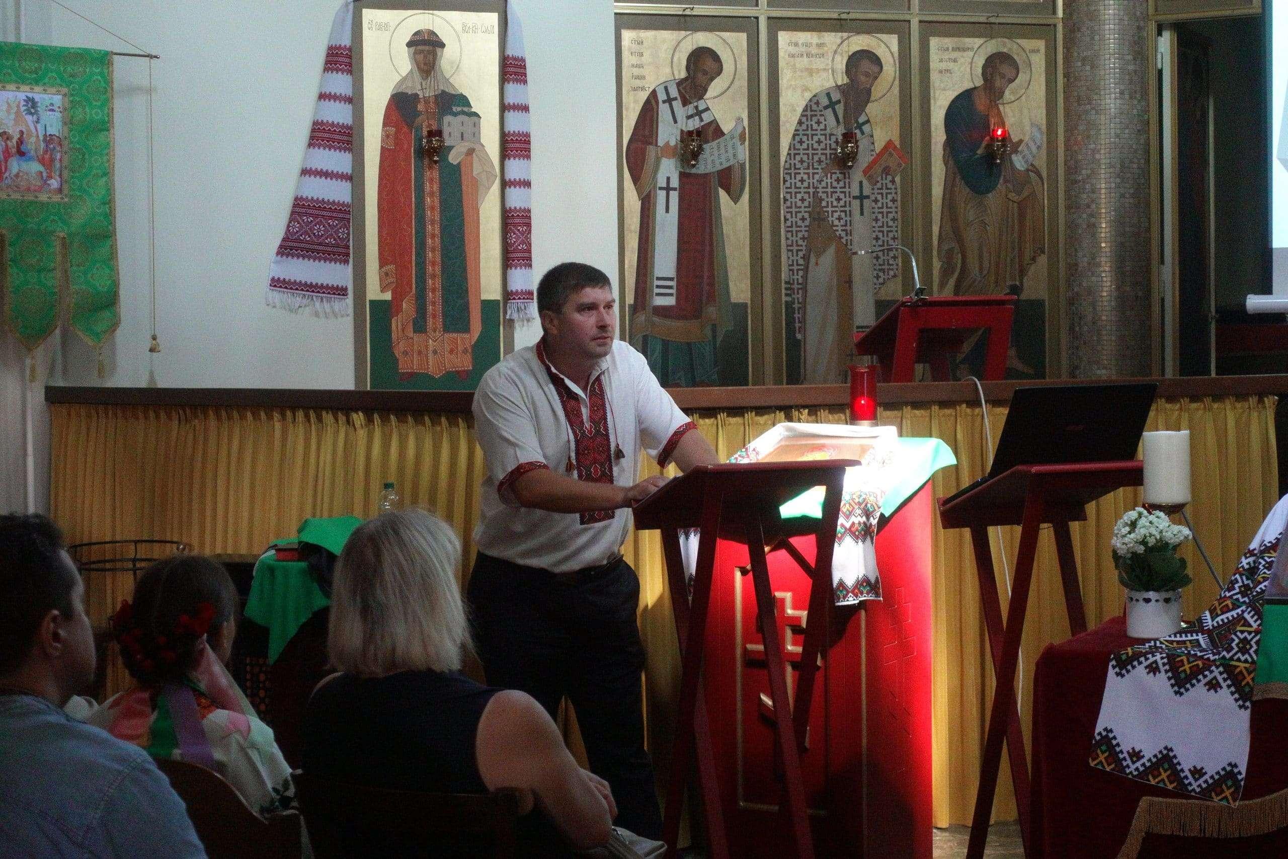 Історія каплиці  Покрову Пр. Богородиці у Крефельді