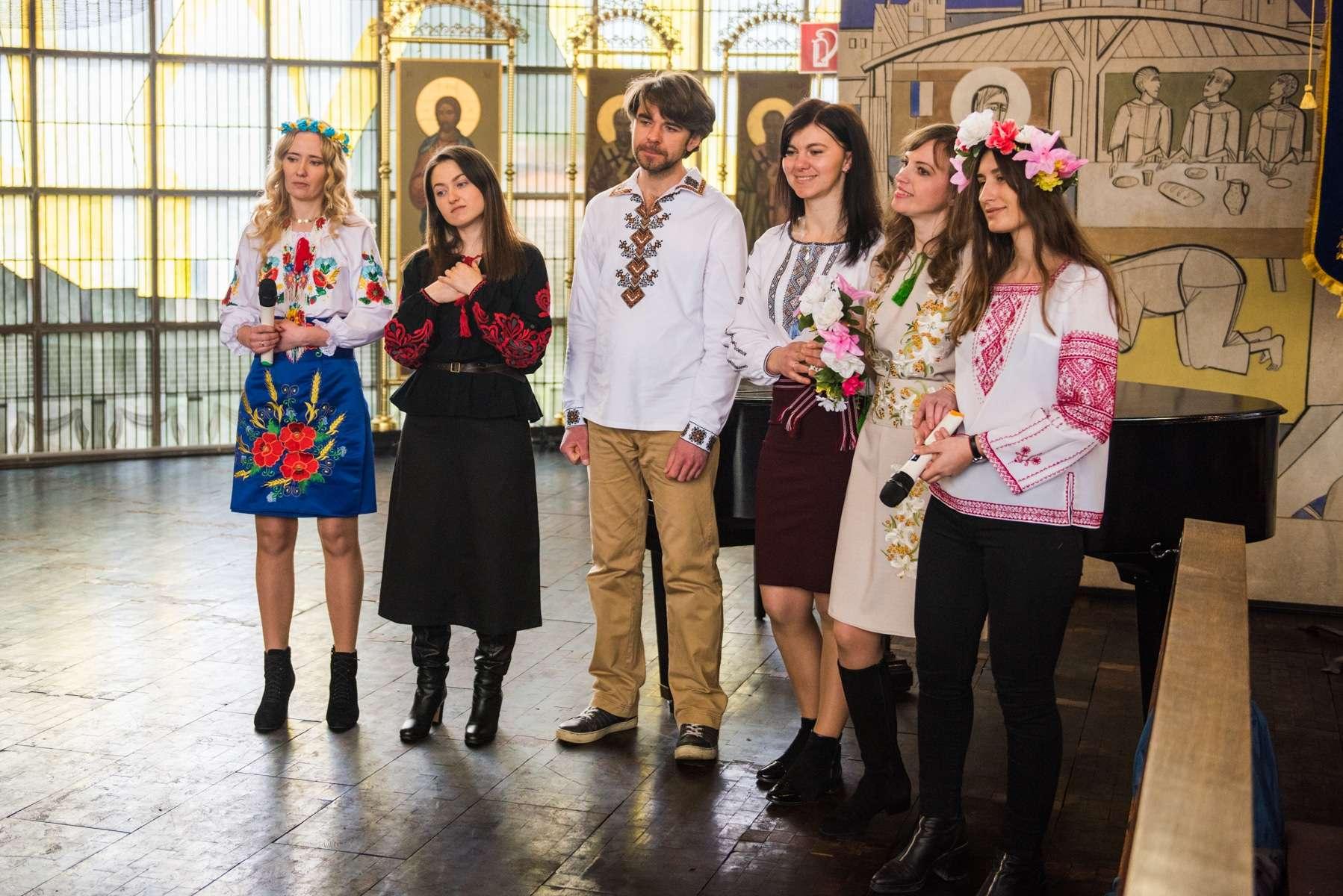 Шевченківське свято у Кельні (відео)