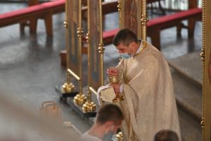 Причастя | Українська Церква у Німеччині