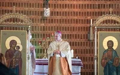 Недільна літургія з єпископ-помічником кельнської архиєпарії др. Домініком Швадерлапом
