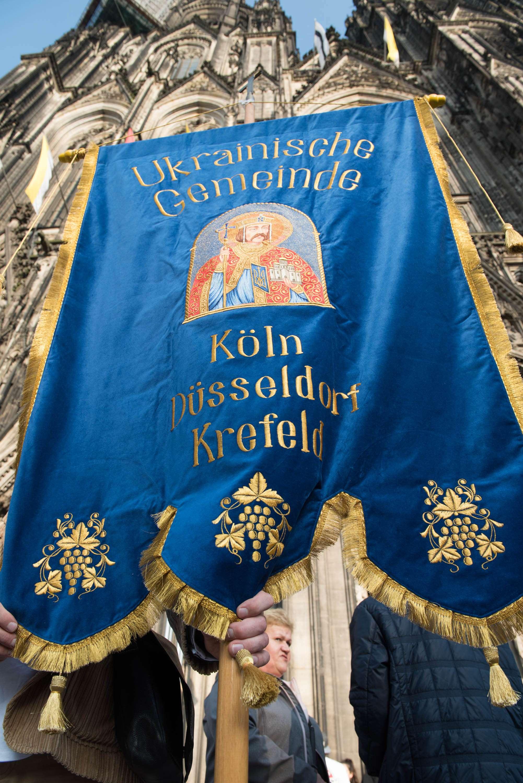Інтернаціональна служба у Кьольнському Соборі