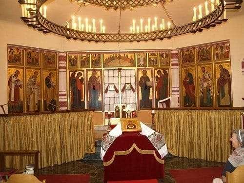 Візит Єпископа Кир Петра Крика до Крефельду