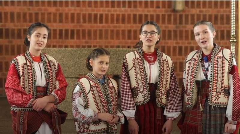 Sternsingen 2021 - Kindern halt geben in der Ukraine und weltweit