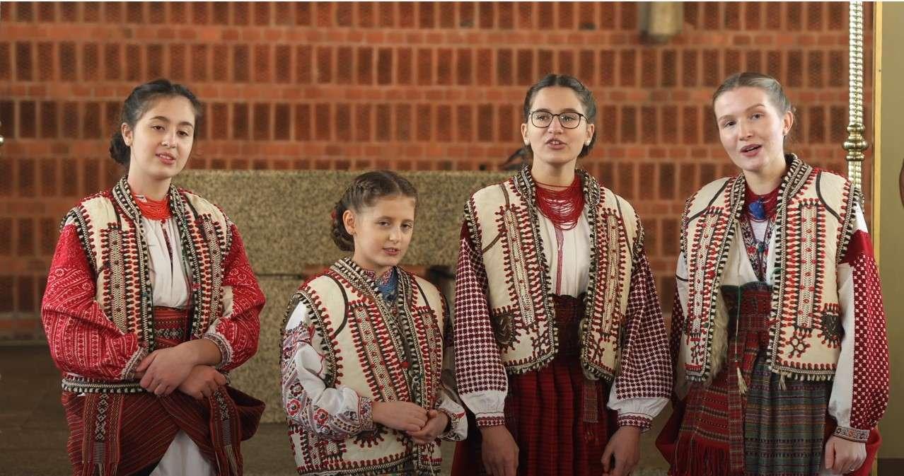 Sternsingen 2021 – Kindern halt geben in der Ukraine und weltweit