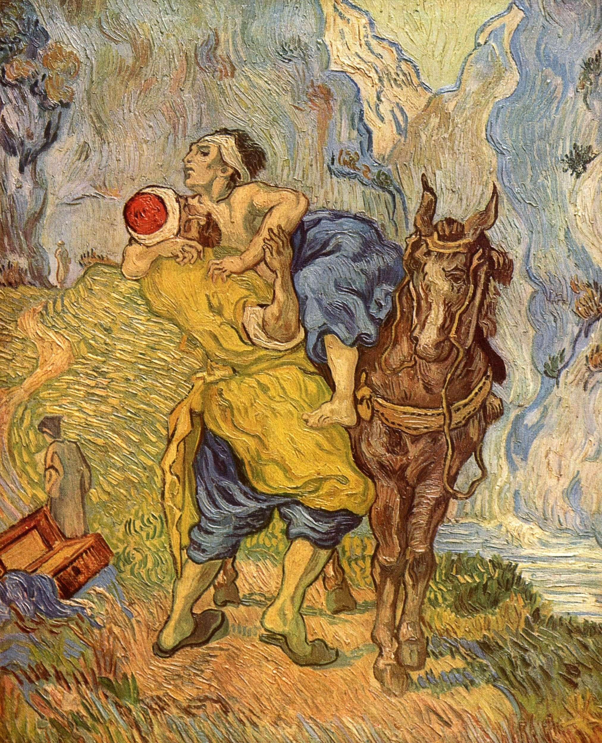 Про доброго самарянина