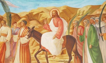 Проповідь на вербну неділю