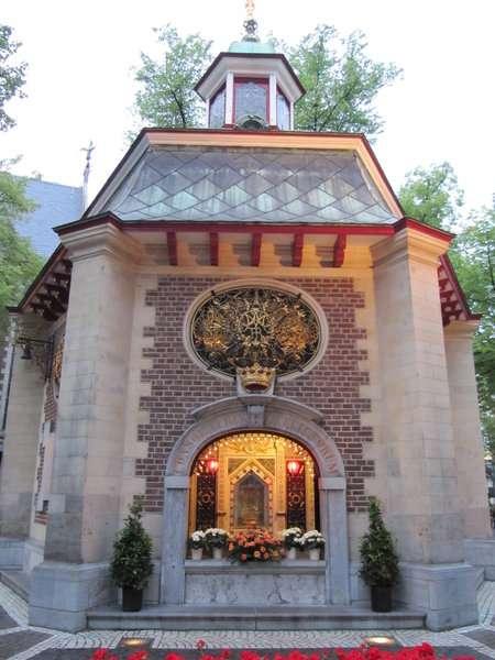 Щорічна парафіяльна проща до Кевеляру/Wallfahrt nach Kevelaer