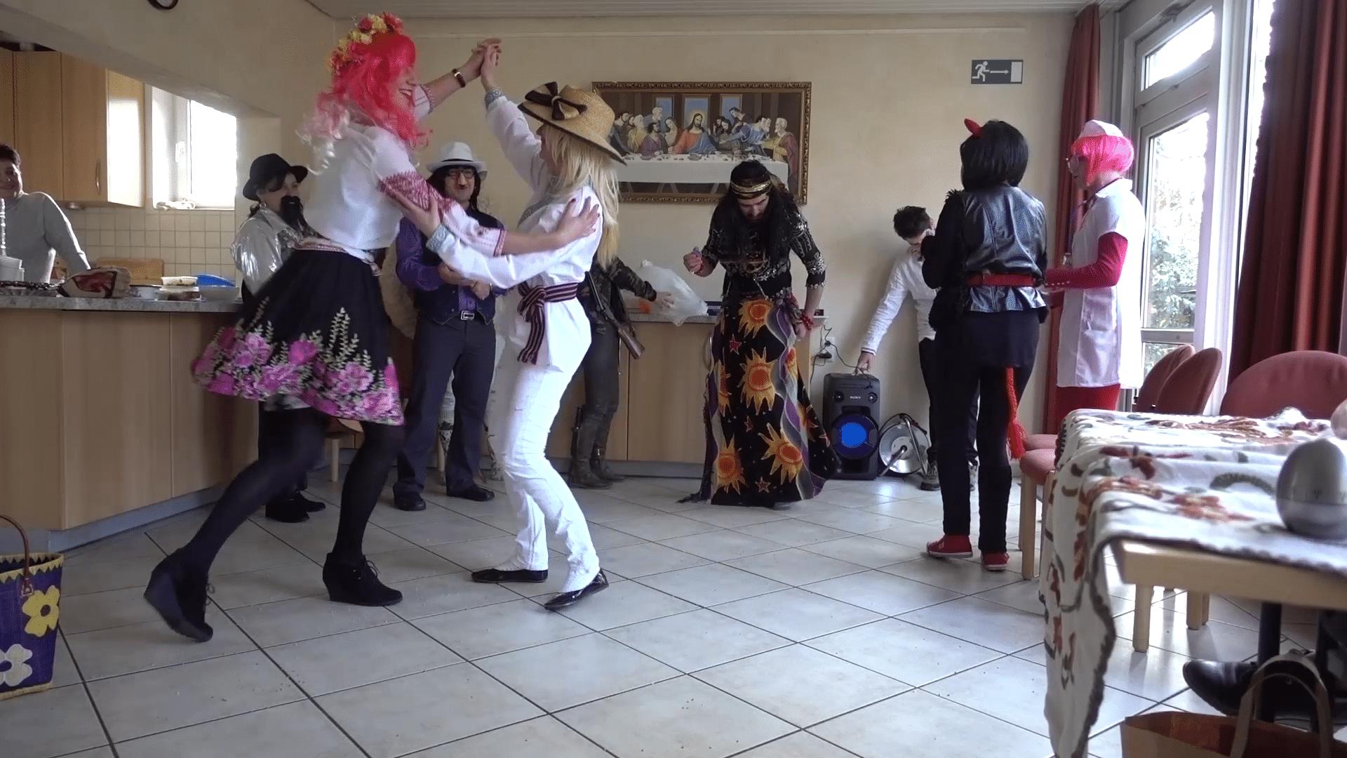Свято Маланки (відео)