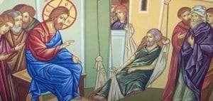Сину, відпускаються тобі твої гріхи. | Українська Церква у Німеччині