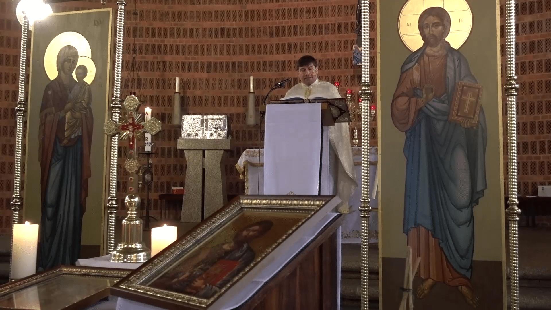 Проповідь у Неділю Самарянки