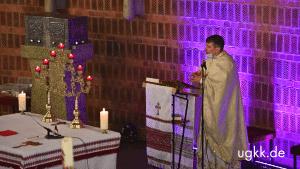 пряма трансляція літургії | Українська Церква у Німеччині